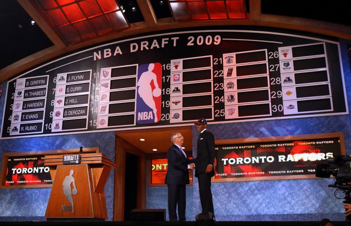 David+Stern+Demar+Derozan+2009+NBA+Draft+5ESatAR82VPx