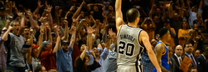 Ginobili game winner