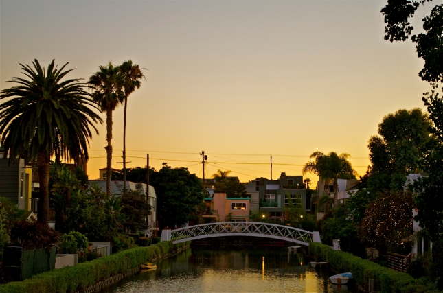 Venice Canals Sept